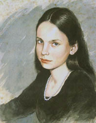 Portraits made to order. Examples of portraits made by artists contributing to the OnlineArt Gallery